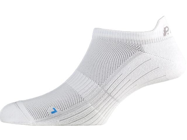 P.A.C. SP 1.0 Footie Active Chaussettes courtes Homme, white